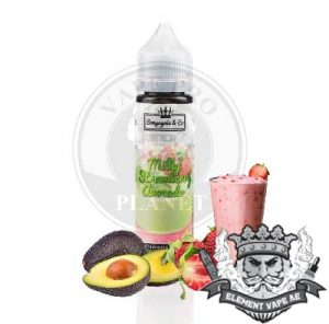 Milky Strawberry Avocado Compagnie & Co.