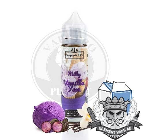 Milky Vanilla Yam Compagnie & Co.