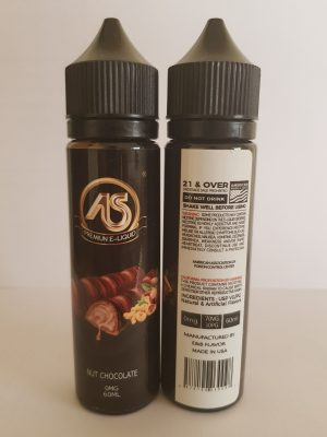 Nut Chocolate By E & B 60ml 0mg