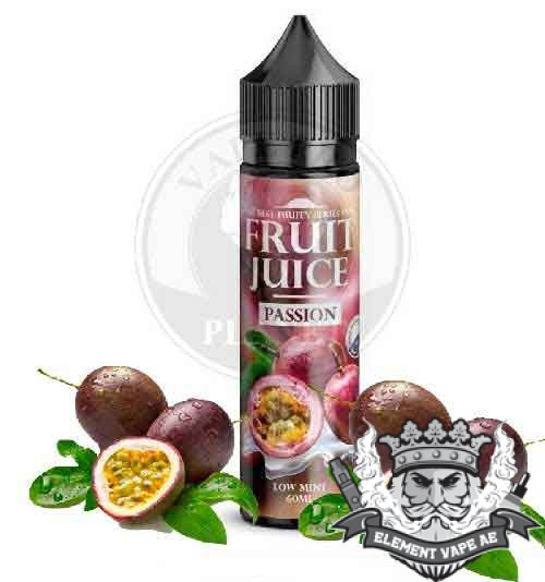 Passion by Fruit Juice