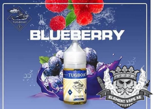 Tugboat Blueberry