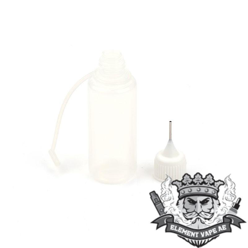 20ml bottle with needle cap white 4