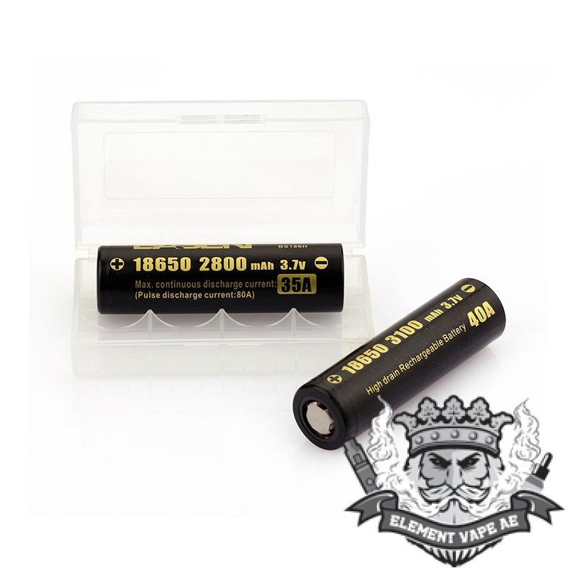 Basen Battery Case 2x18650 4x18350 1pcs vapeproplanet