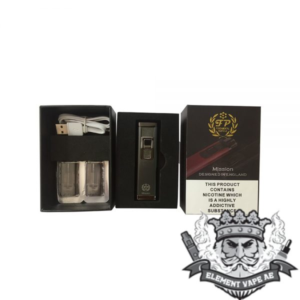 Fundamental practicle mission dark 4 vapeproplanet