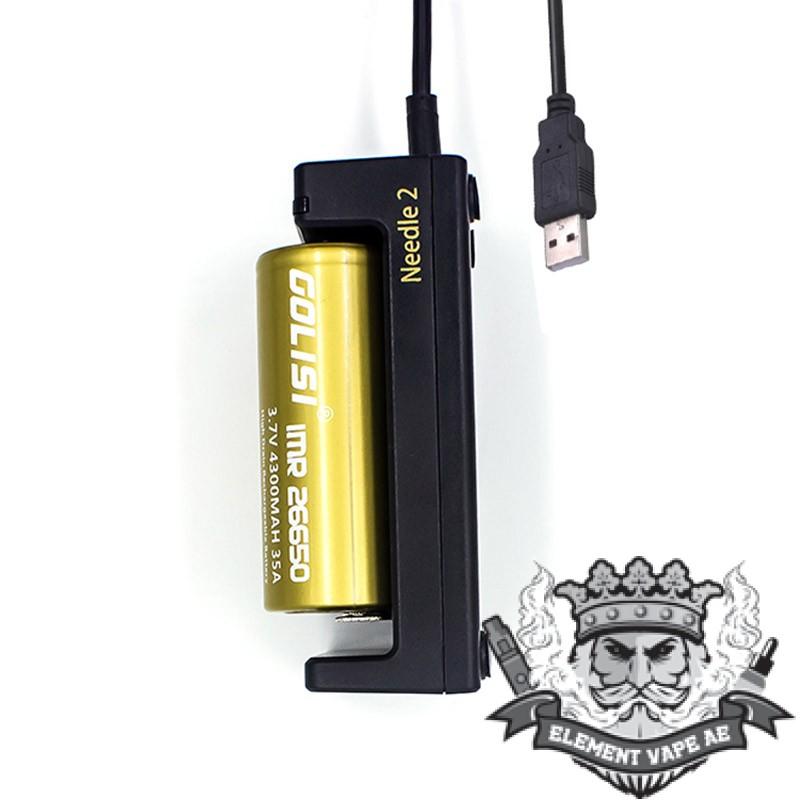 Golisi needle USB Charger 1 vapeproplanet