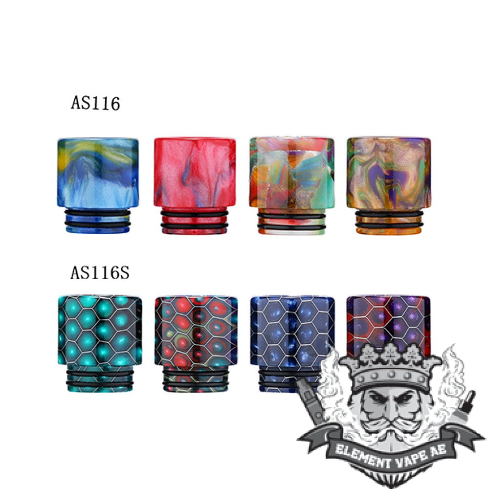 aleader ALL 810 DripTip 8pcs vapeproplanet