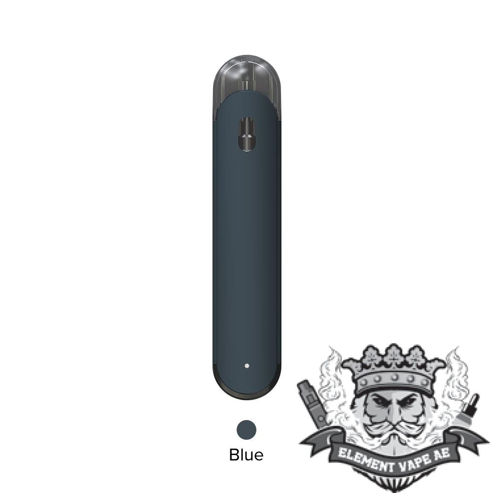 eleaf elven pod vape kit blue vapeproplanet