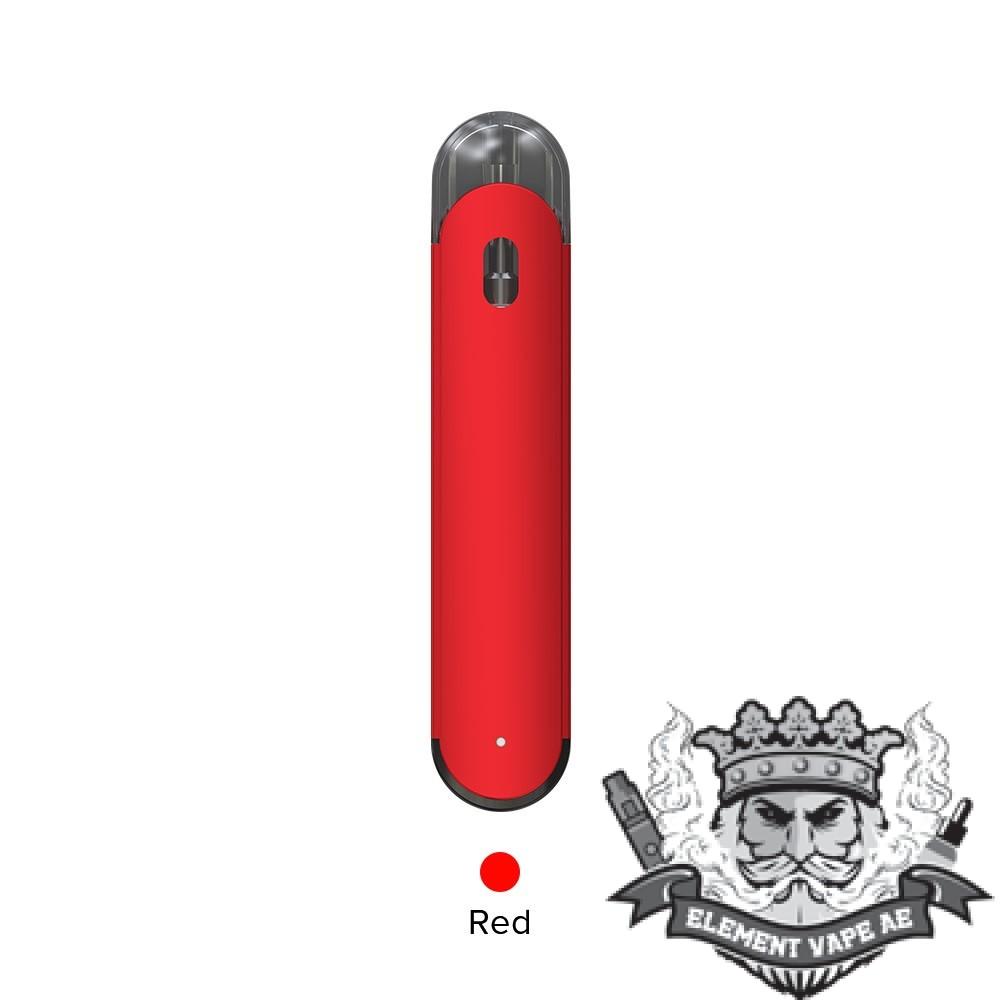 eleaf elven pod vape kit red vapeproplanet