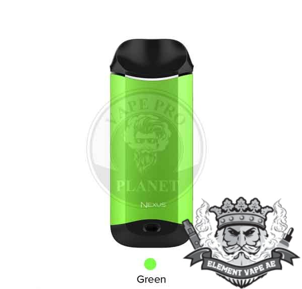 vaporesso nexus all in one green vapeproplanet