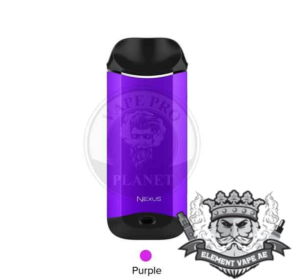 vaporesso nexus all in one purple vapeproplanet