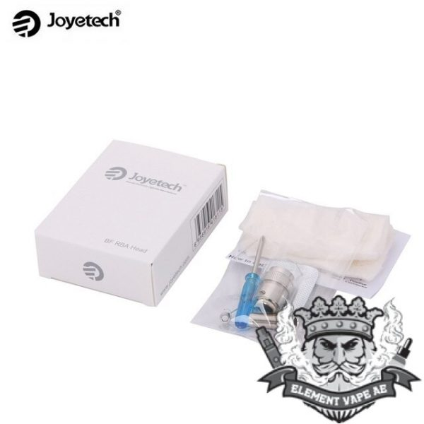 100 Original Joyetech Cubis BF RBA Head with Vertical Coil 0 5ohm for Cubis Tank