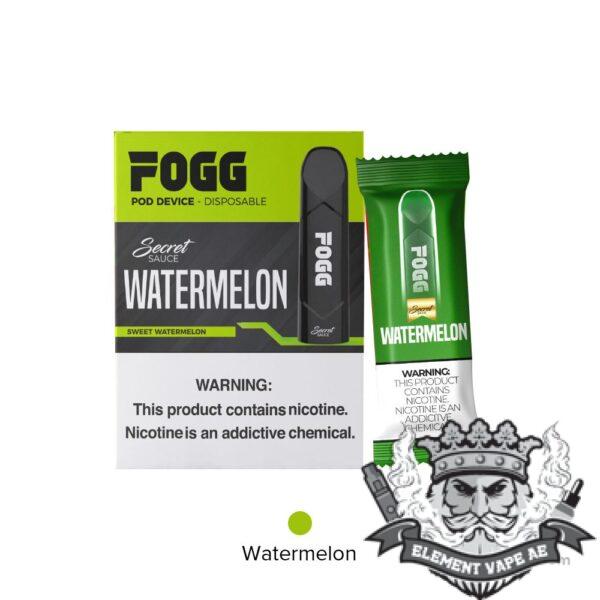 fogg vape disposable pod kit 4gt9l781