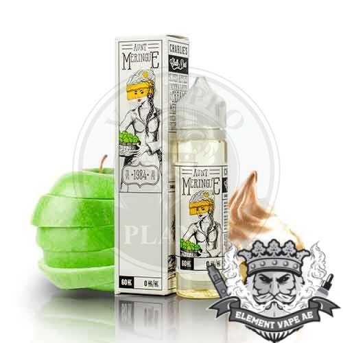 Aunt Meringue by Charlie's Chalk Dust, 60ml, 3mg
