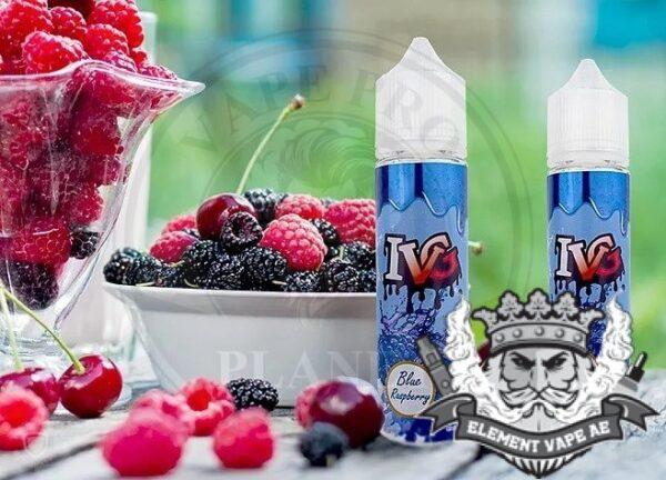 Blue Raspberry classics ivg vapeproplanet 3
