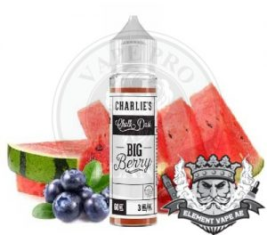 Big Berry by Charlie's Chalk Dust, 60ml, 3mg