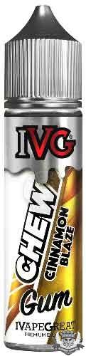 Cinnamon Blaze chew ivg vapeproplanet 2