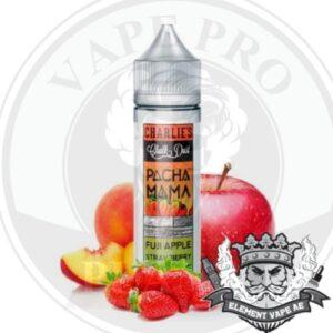 Fuji Apple Strawberry Nectarine by Pachamama, 60ml, 3mg