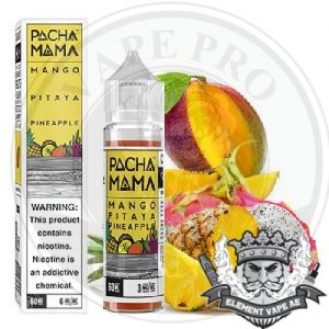 Mango Pitaya Pineapple by Pachamama, 60ml, 3mg