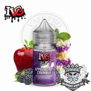 Apple Berry Crumble by IVG Salt Nic