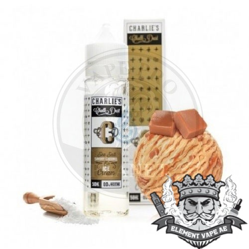 CCD3 by Charlie's Chalk dust, 60ml, 3mg