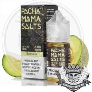 Honeydew Melon Salt Nic by Pachamama, 30ml, 25mg