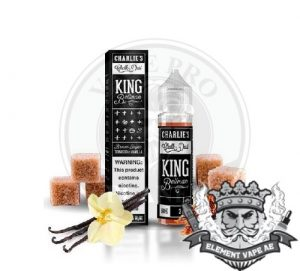 King Bellman by Charlie's Chalk dust 60ml, 3mg
