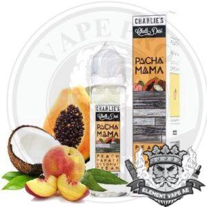 Peach Papaya Coconut Cream by Pachamama, 60ml, 3mg