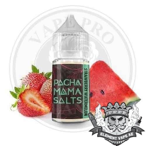 Strawberry Watermelon Salt Nic by Pachamama, 30ml, 25mg