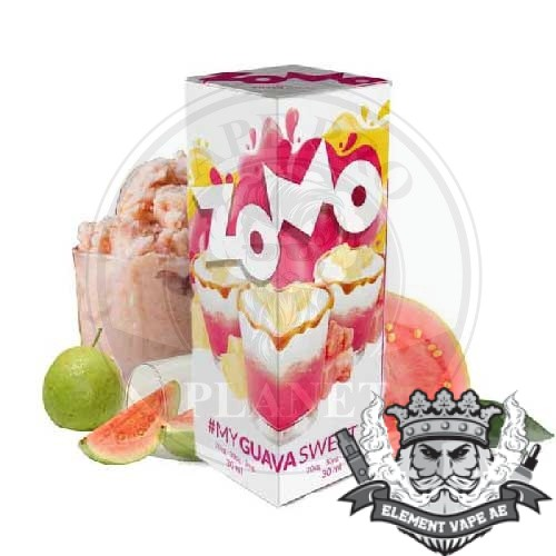 GUAVA SWEET by Zomo 60ml, 3mg