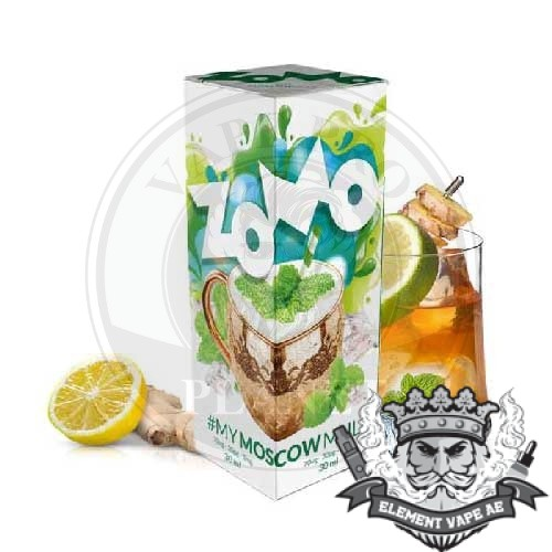 MOSCOW MULE by Zomo 60ml, 3mg