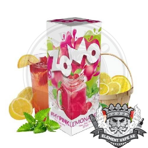 PINK LEMONADE by Zomo 60ml, 3mg