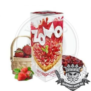 RED CAKE by Zomo 60ml, 3mg