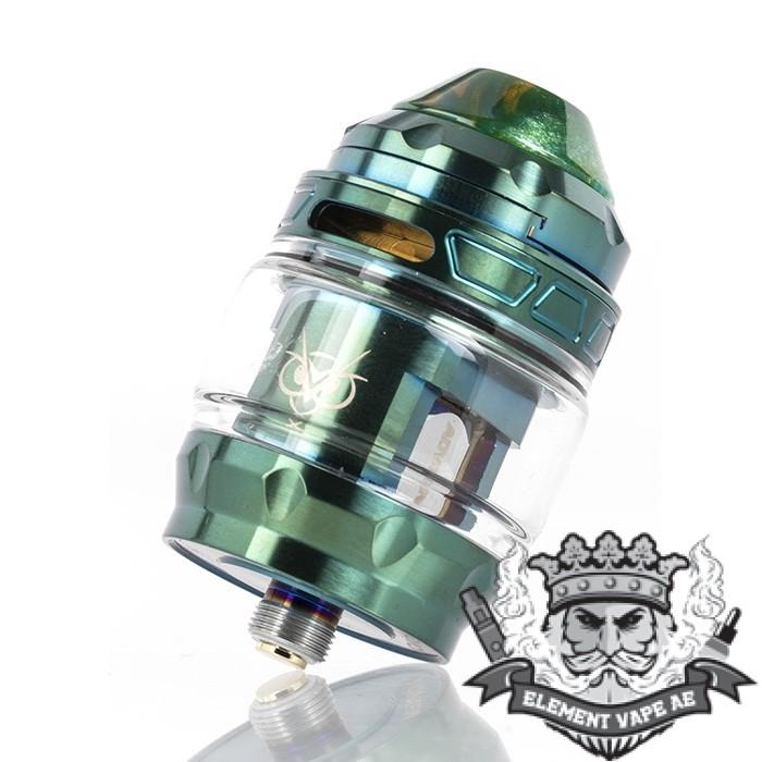 advken owl mesh sub ohm tank green