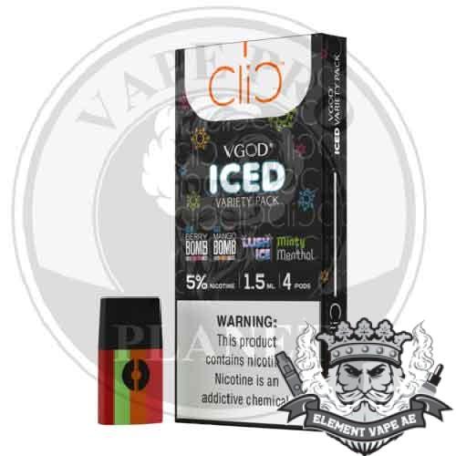 Clic VGOD Disposable Cartridge