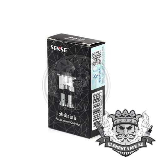 Sense Sidekik Replacement Pod kit + 2 coil, 2ml 1pc/pack