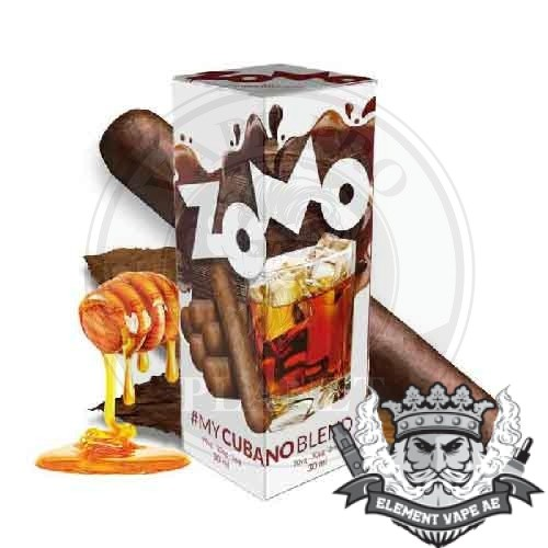 CUBANO BLEND by Zomo 60ml, 3mg