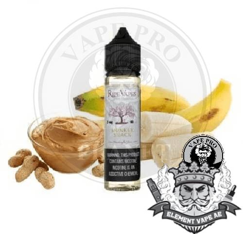 Monkey Snack By Ripe Vapes 60ml 3mg