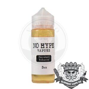Caramel Tobacco By No Hype 120ml 3mg