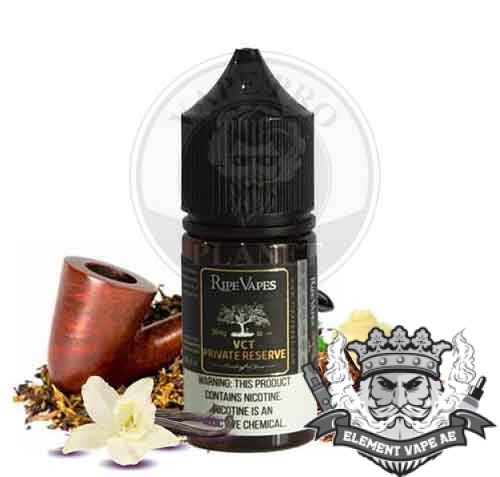 VCT Private Reserve By Ripe Vapes 30ml 30mg