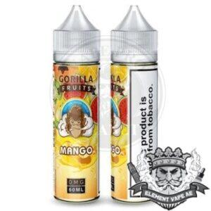 Gorilla Custard Mango By E &B 60ml 3mg