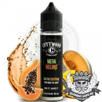 Mega Melon By Cuttwood 60ml 3mg
