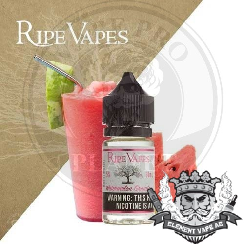 Watermelon Granita Salt By Ripe Vapes 30ml 50mg