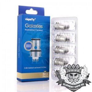 Vapefly Galaxies Mesh Coil 0.5ohm 5pcs/pack