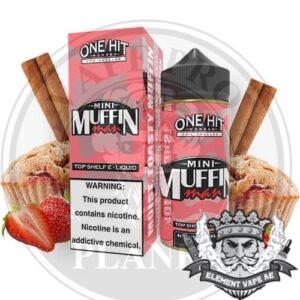 Mini Muffin Man By One Hit Wonder E Liquid 100ml 3mg