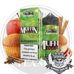 Muffin Man By One Hit Wonder E Liquid 100ml 3mg