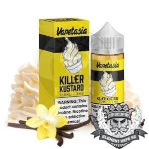 Killer Custard By Vapetasia 100ml 3mg