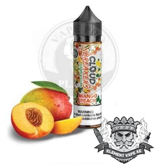 Cloud Breakers Mango Peach