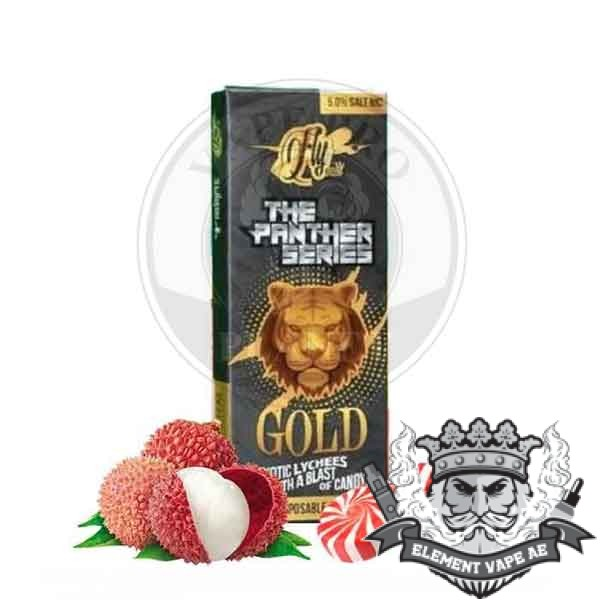 Fly Pods Gold Disposable By Dr Vapes