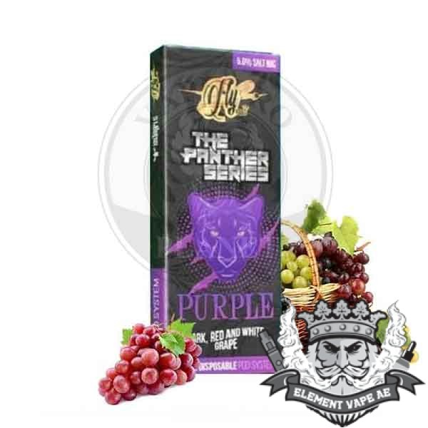 Fly Pods Purple Disposable By Dr Vapes