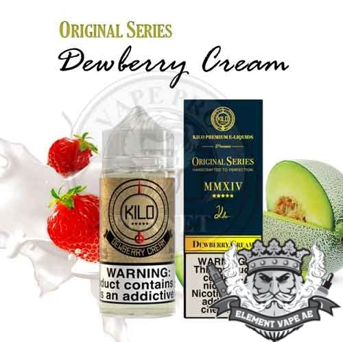 Dewberry Cream By Kilo Original Series